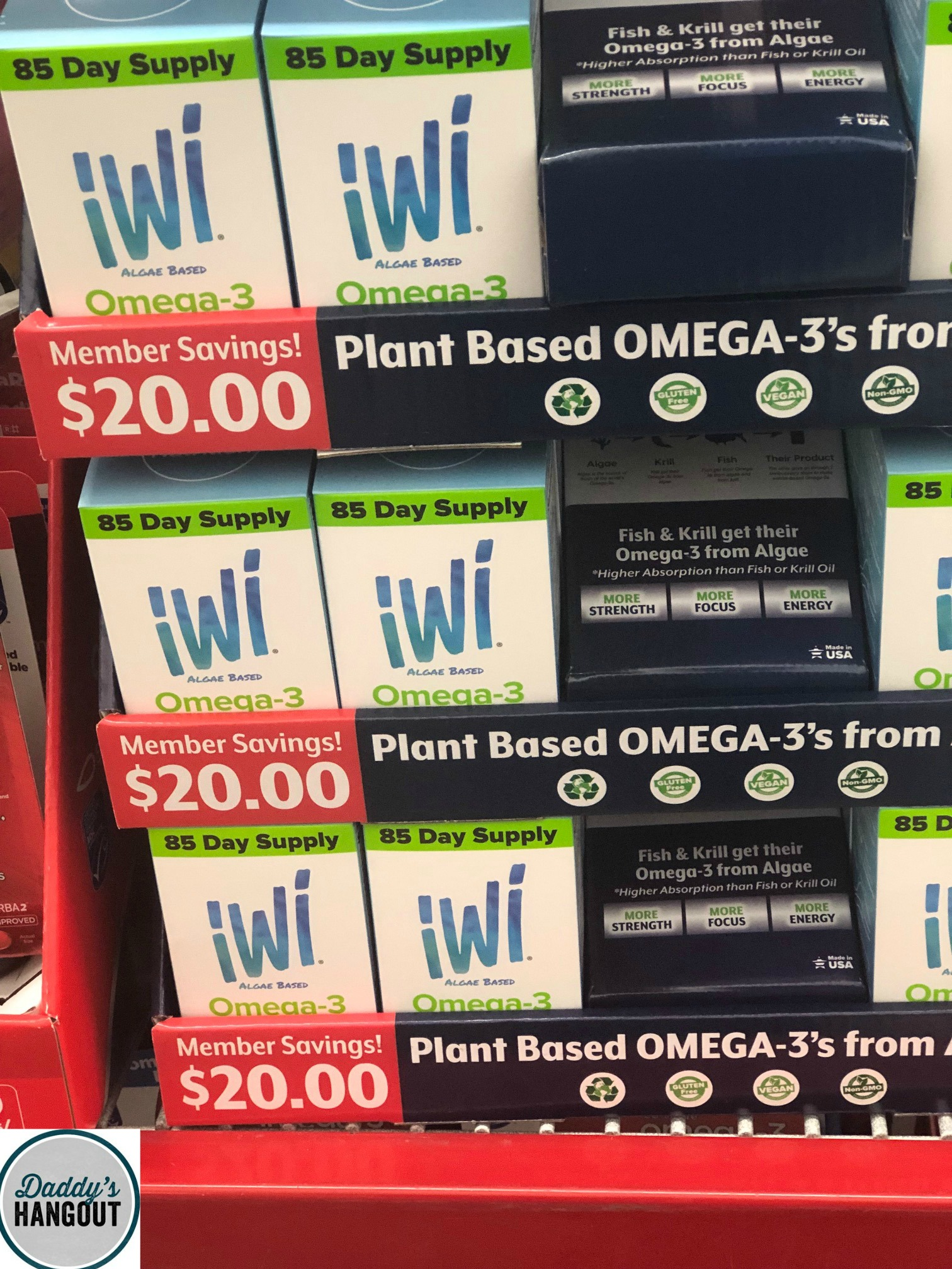 Get Better Omega 3 Supplements Now!!