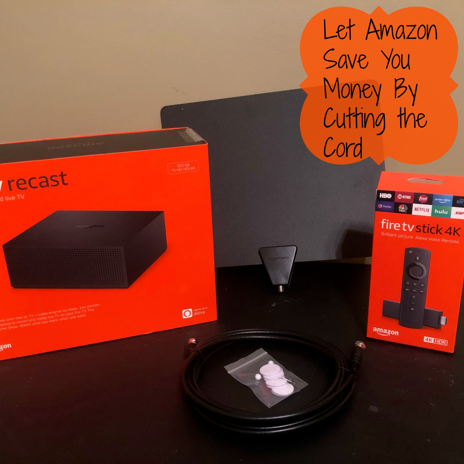 Let Amazon Save You Money By Cutting the Cord