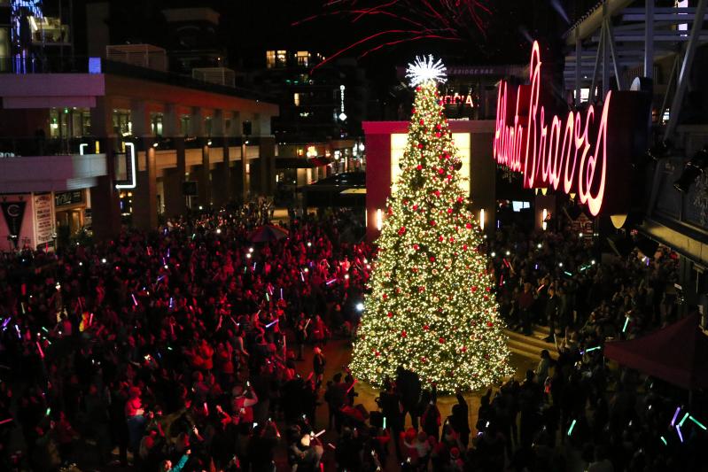Holiday Activities at The Battery Atlanta