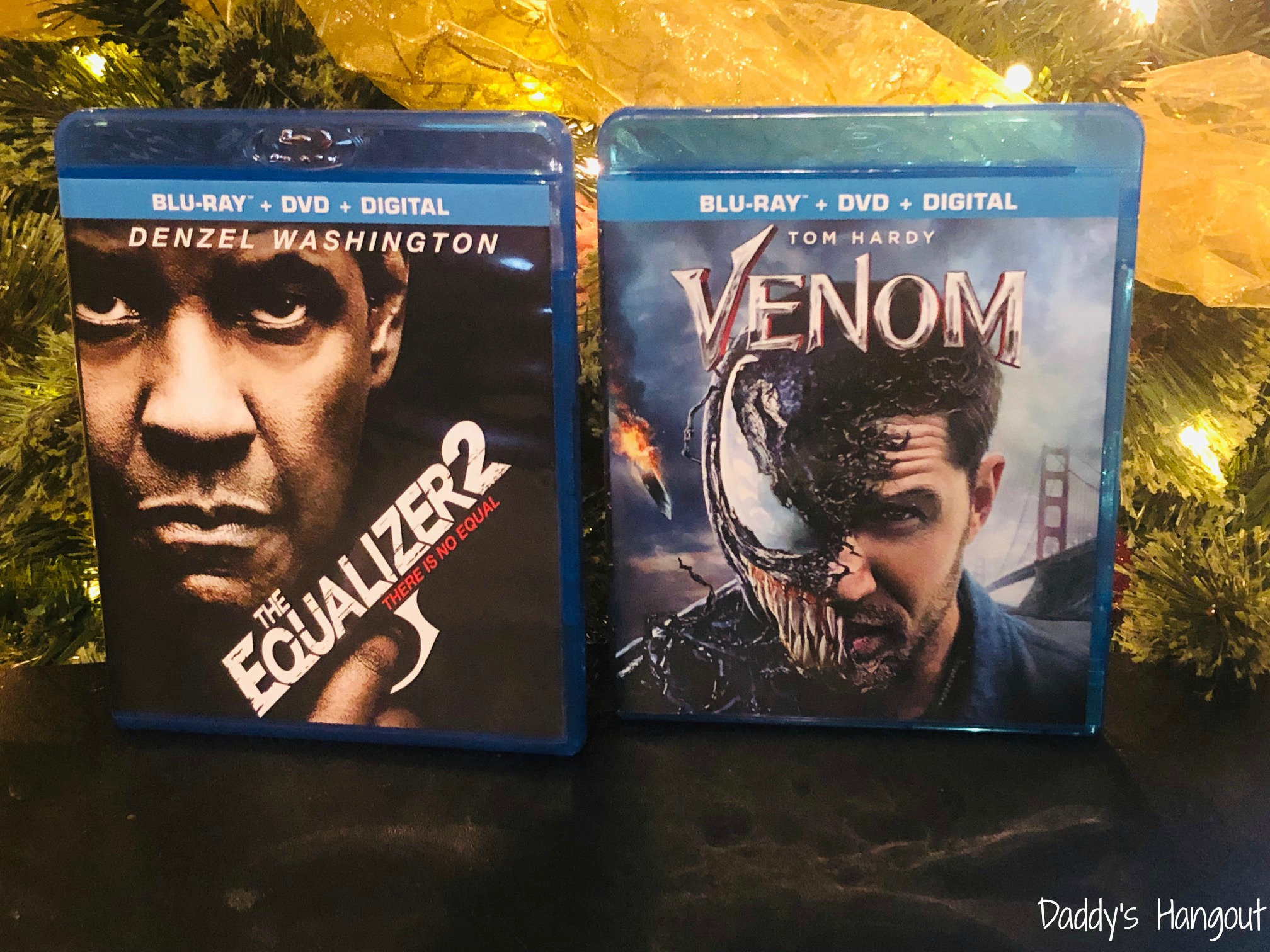 Add 2 Great Movies from Walmart To Your Christmas List