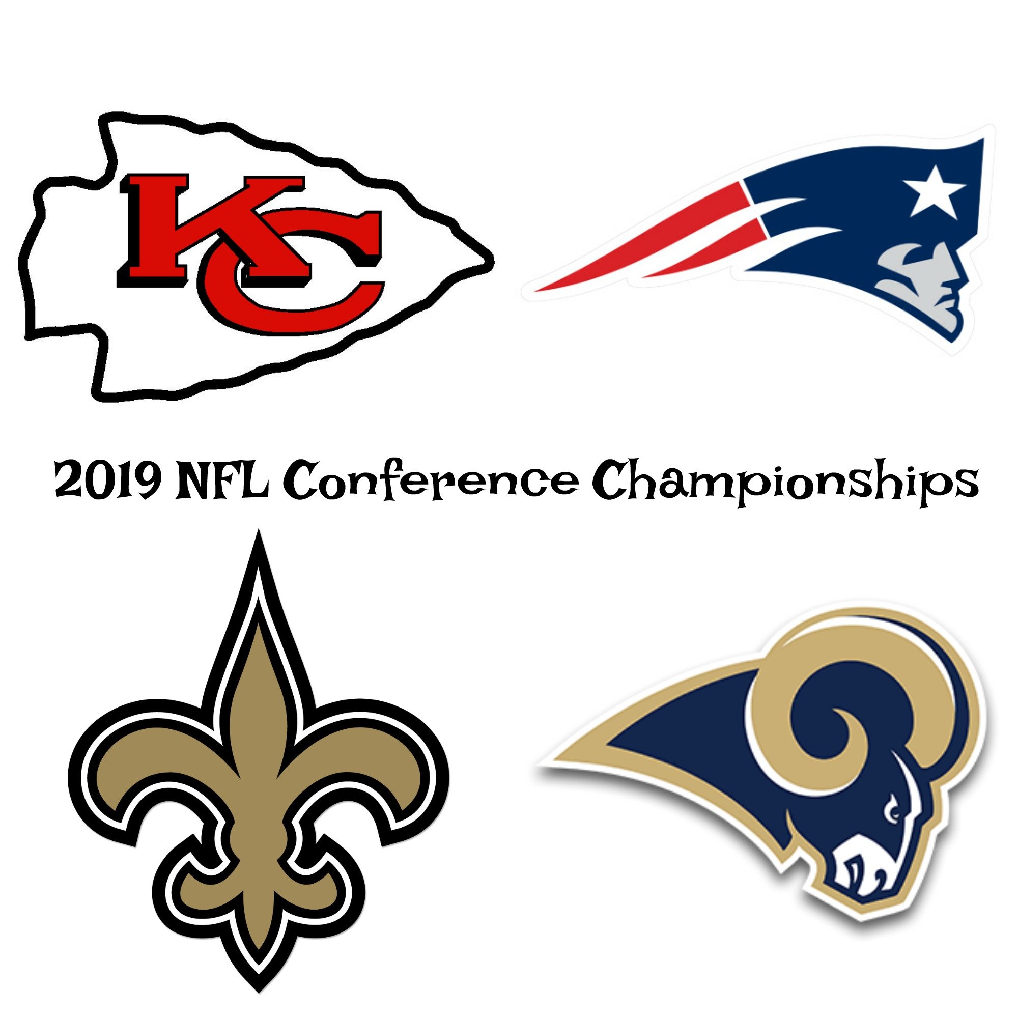 Daddy's Hangout NFL 2019 Conference Championships Prediction