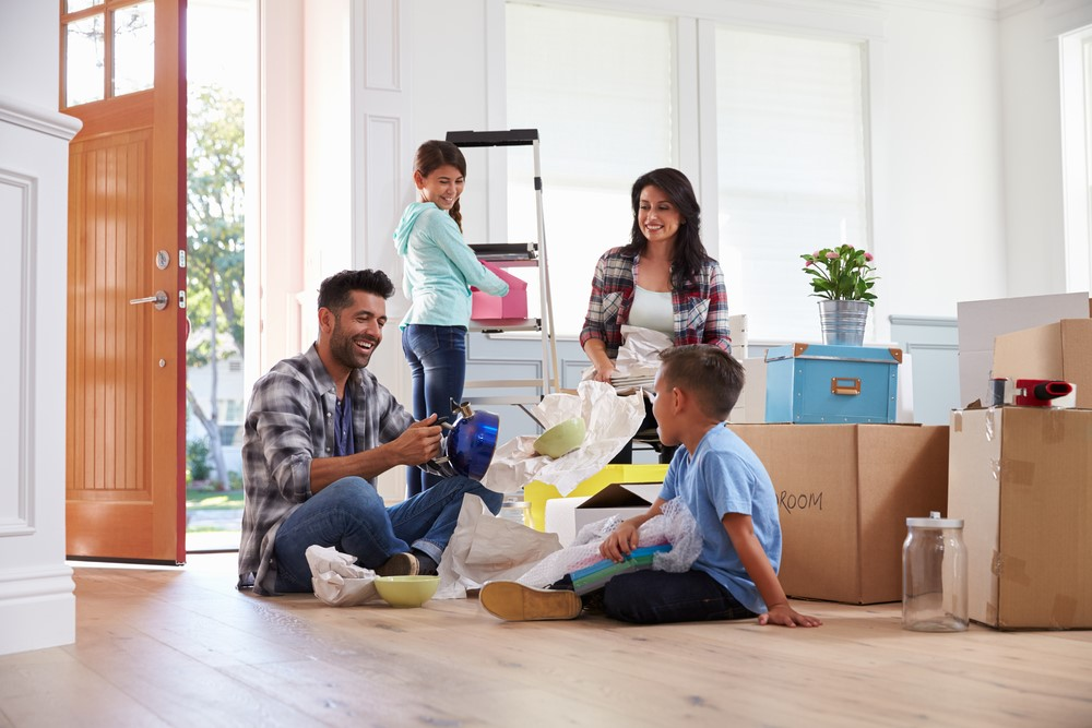 Daddy's Moving Challenge: Where To Start Fixing After Your Move