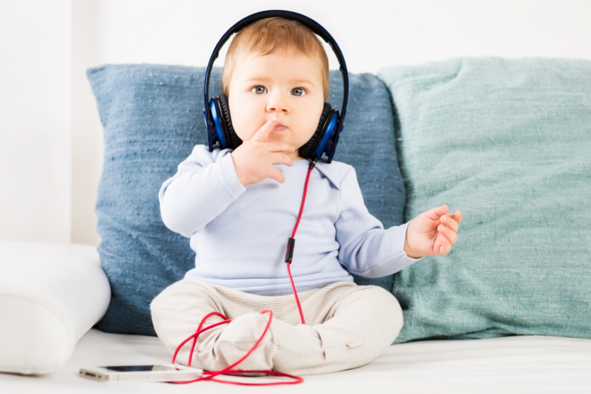 Why Music is Essential for the Development of Your Baby