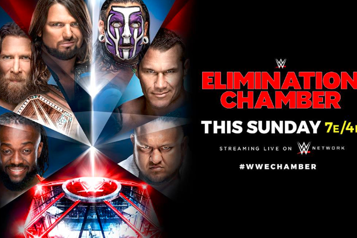 Daddy's Hangout WWE 2019 Elimination Chamber PPV Review