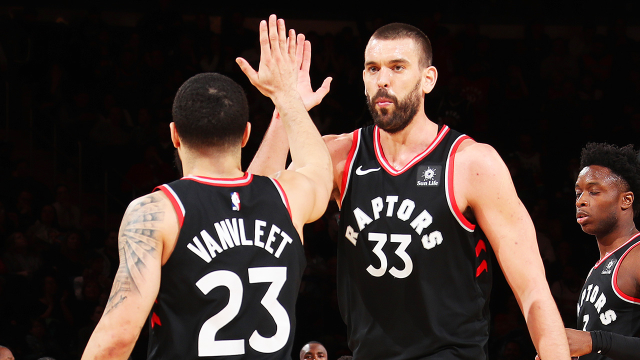 Will Gasol to Toronto See the Raptors Reach the NBA Finals?
