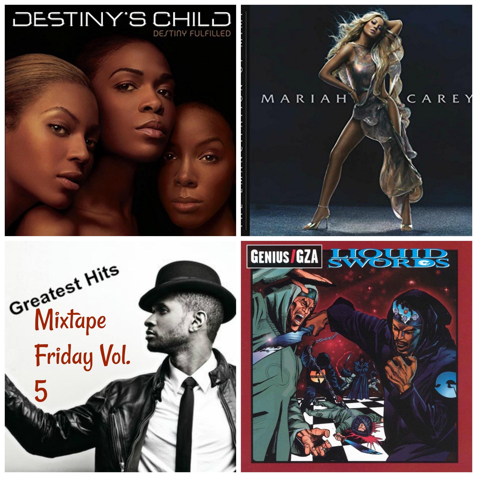 Daddy's Hangout Presents Mixtape Friday 5