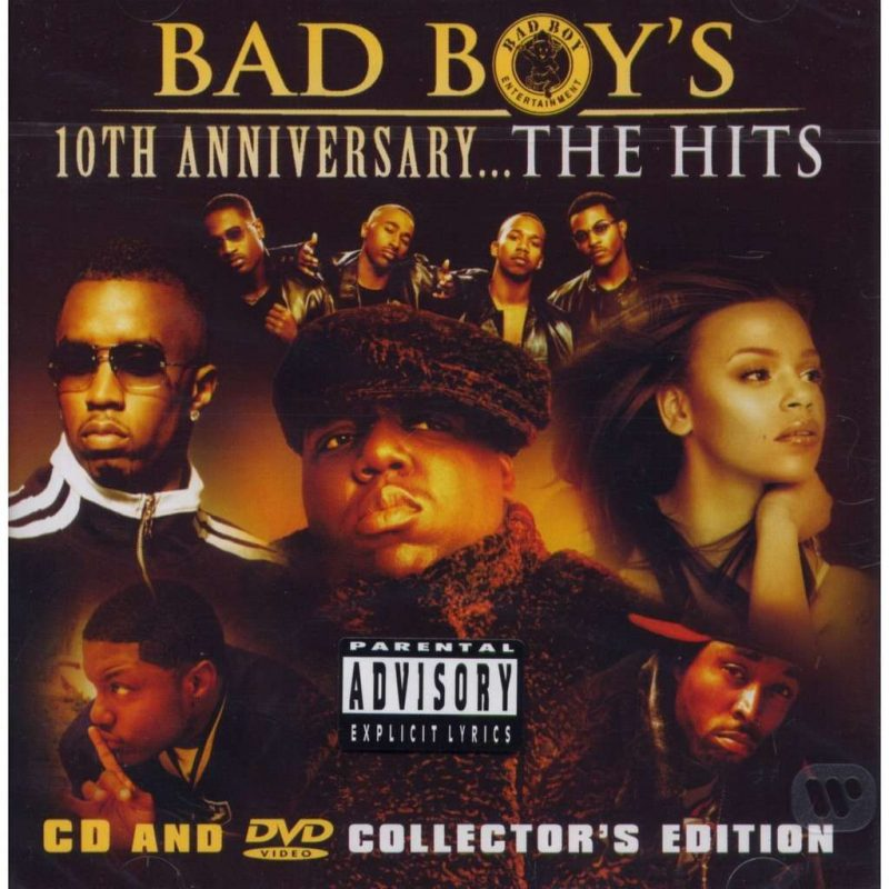 Bad Boy Records 10th Anniversary Released 15 Years Ago