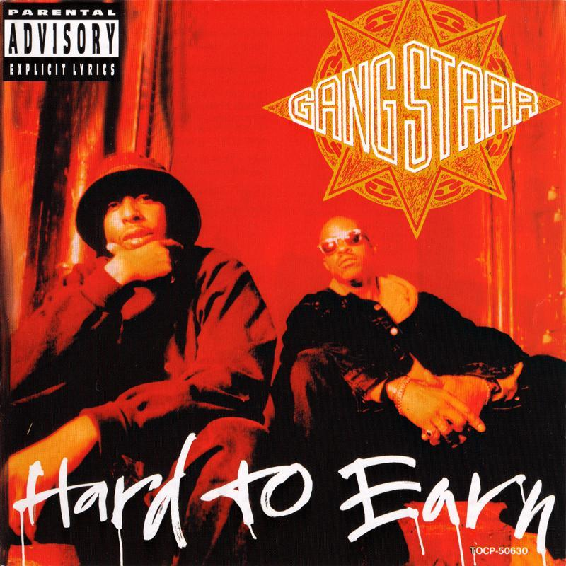 Hard to Earn by Gang Starr Released 25 Years Ago