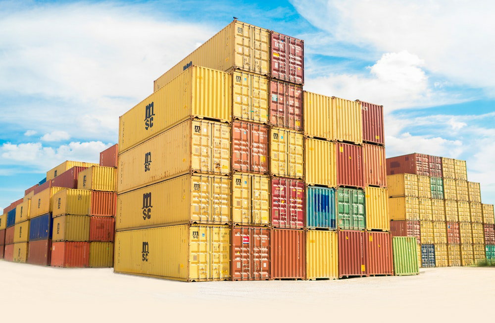 Buying 40' Shipping Containers or Freight Container That's On Sale Online