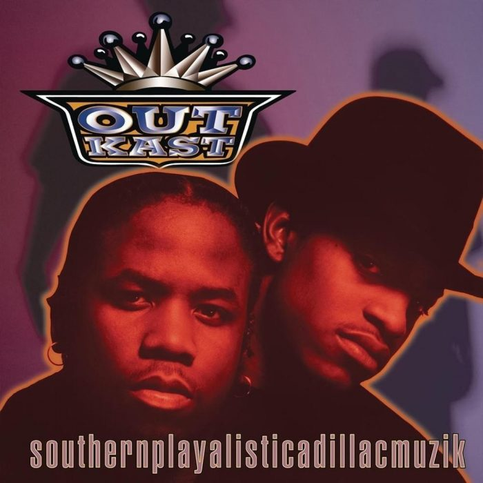 Outkast Southernplayalisticadillacmuzik for Throwback Thursday