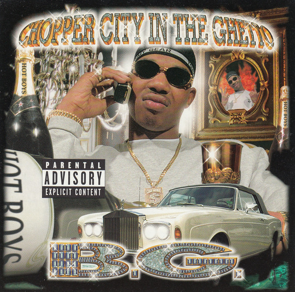 Chopper in the City in the Ghetto from BG Released 20 Years Ago