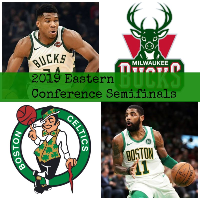 2019 NBA East Semifinal: Milwaukee Versus Boston