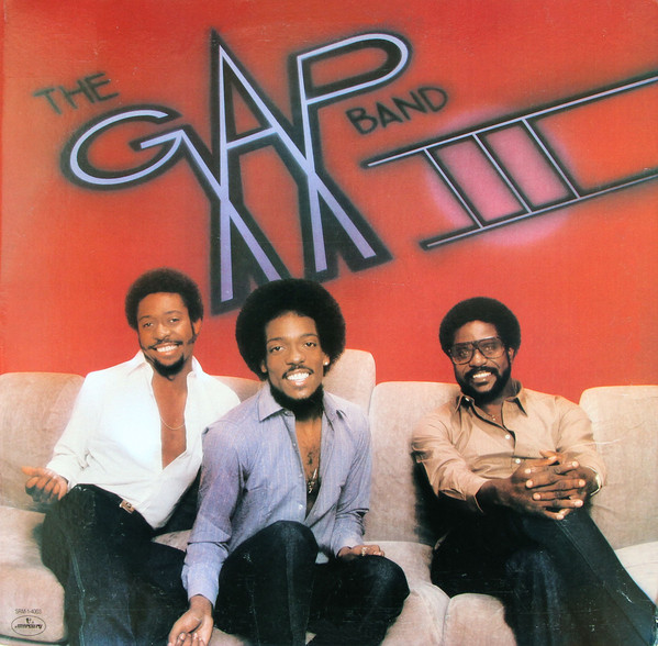 The Gap Band Yearning for Your Love for Throwback Thursday
