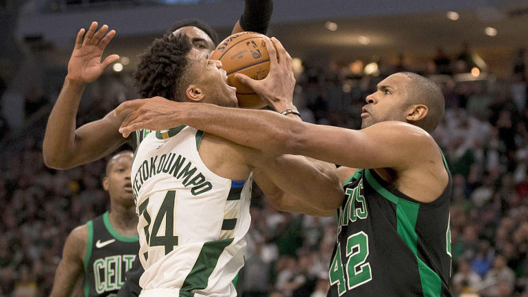 Celtics Blow Out Bucks in Game 1 on Road