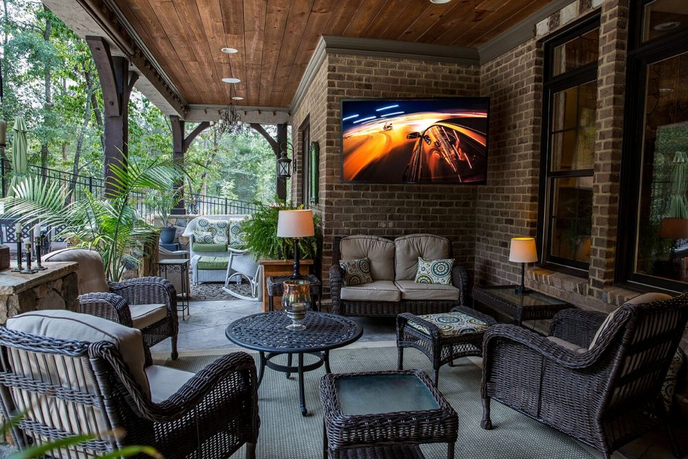 Check Out the SunBriteTVs for Outdoors at Best Buy
