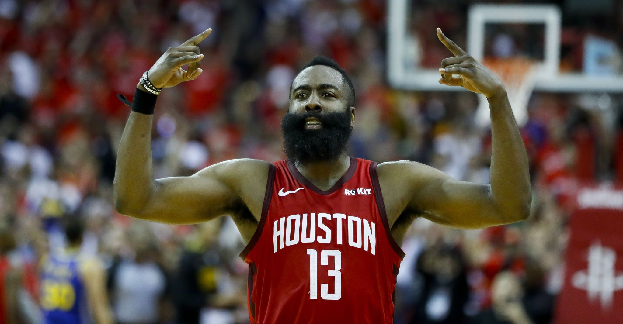 Rockets Take Game 3 From Warriors in OT