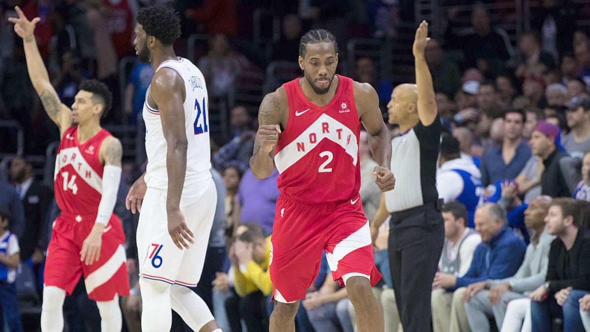 Raptors Even Series With 76ers On Road
