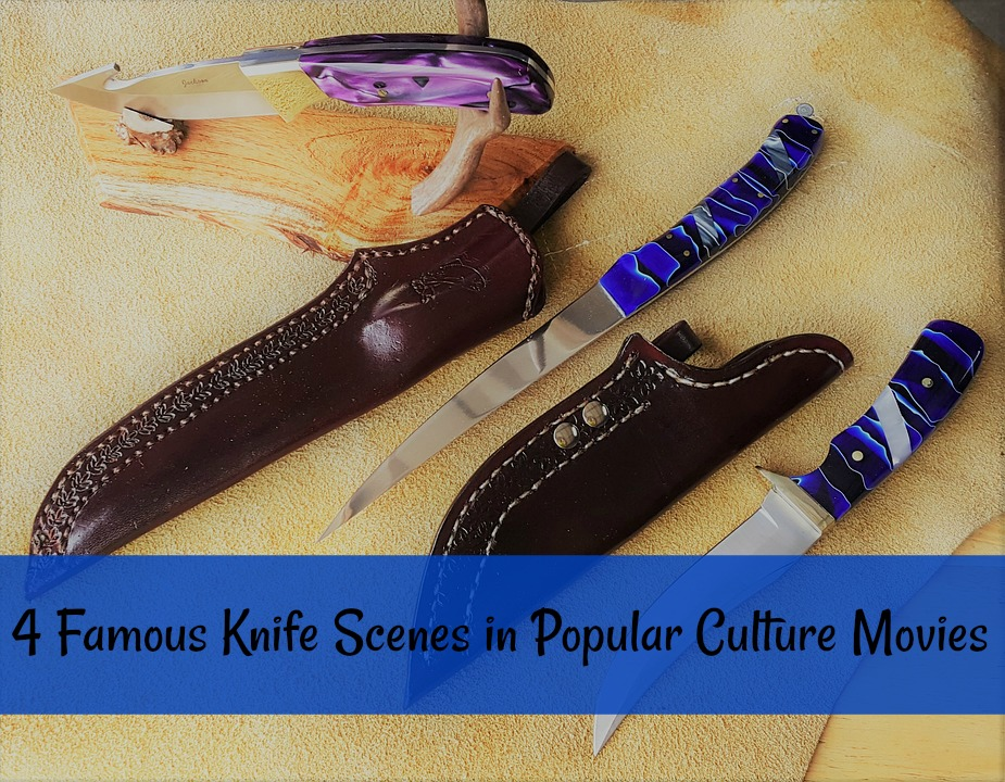 4 Famous Knife Scenes in Popular Culture Movies