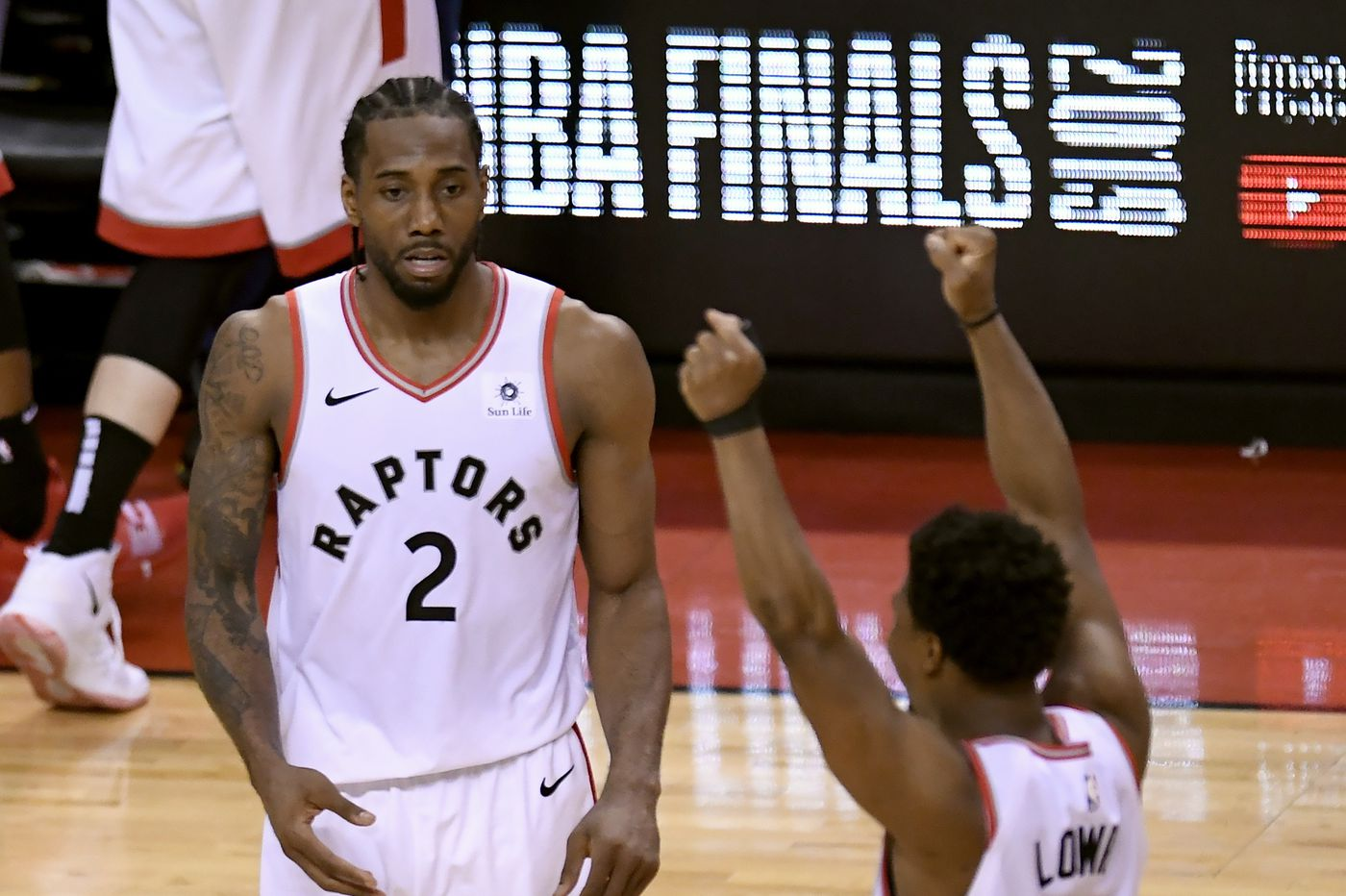 Raptors Advance to First NBA Finals with Game 6 Win