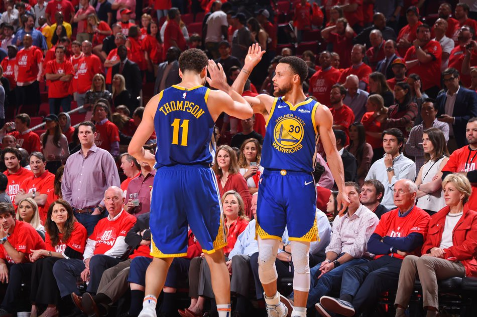 Warriors Ends Rockets Season Behind Steph Curry