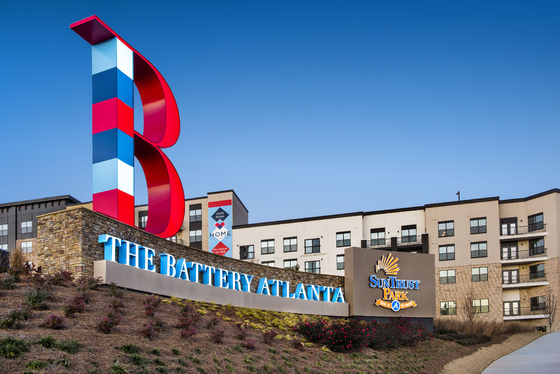 The Battery Atlanta Adds Three More Stores
