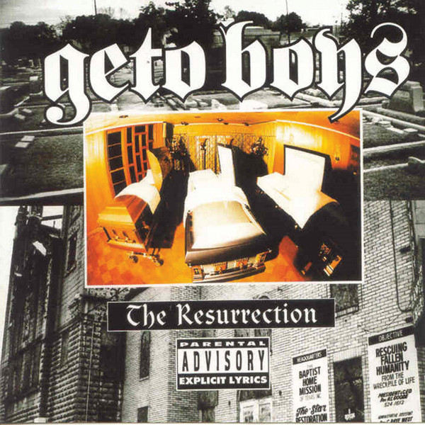 Geto Boys Geto Fantasy for Throwback Thursday