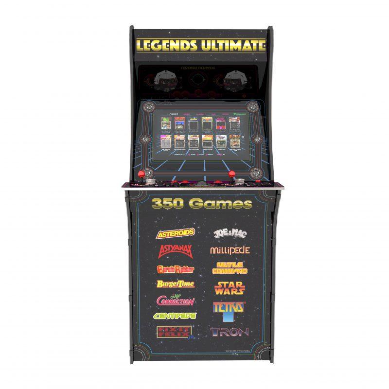 AtGames® Announces the Legends Ultimate Arcade Machine
