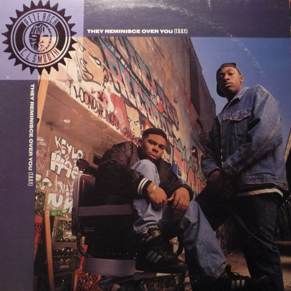 Pete Rock and CL Smooth for Throwback Thursday