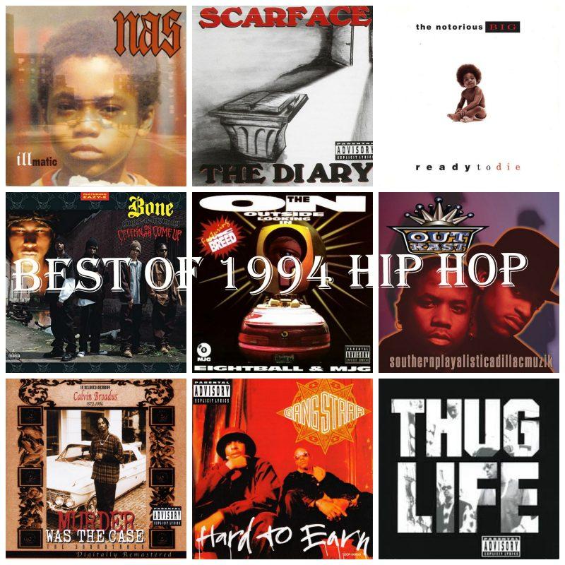Best of 1994 Hip Hop for Mixtape Friday