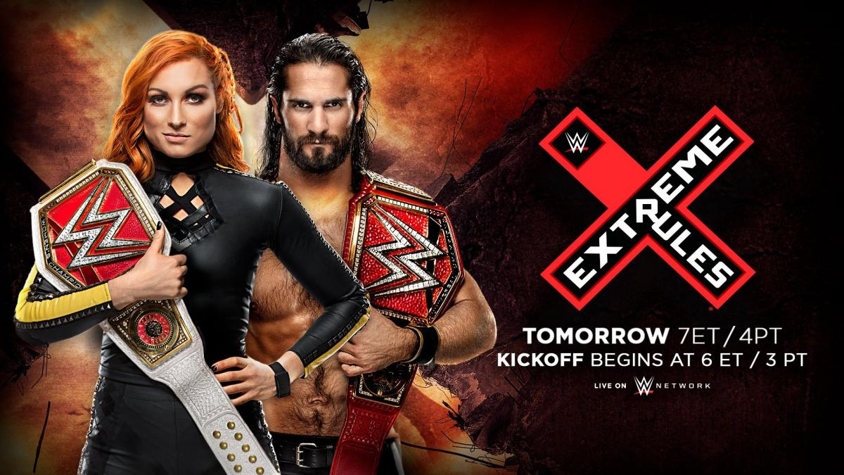 Daddy's Hangout 2019 Extreme Rules PPV Review