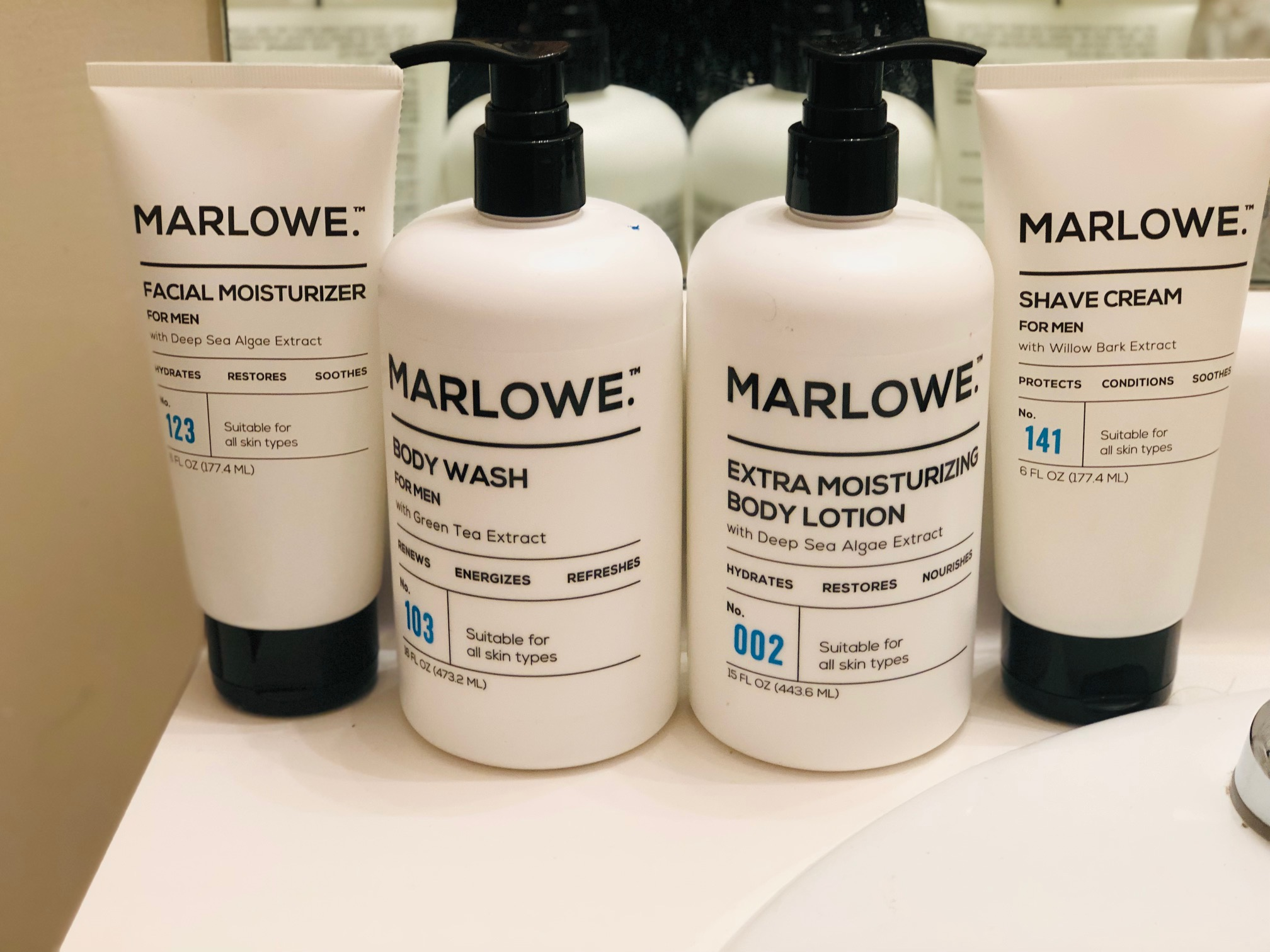 4 Marlowe Products That Guys Should Try Out