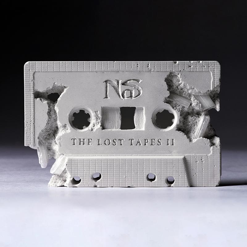 Listen and Stream the Lost Tapes 2 from Nas NOW