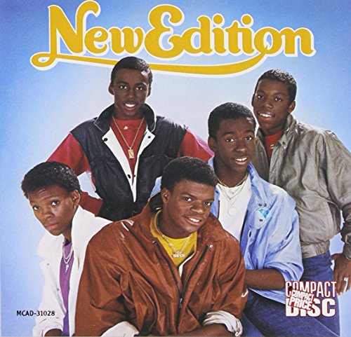 New Edition Released Their Second Album 35 Years Ago