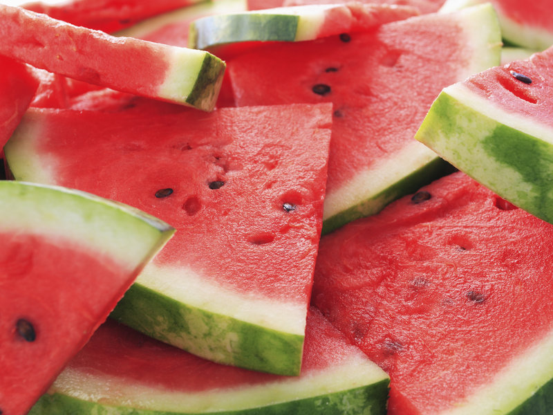 7 Health Benefits from Eating Watermelon