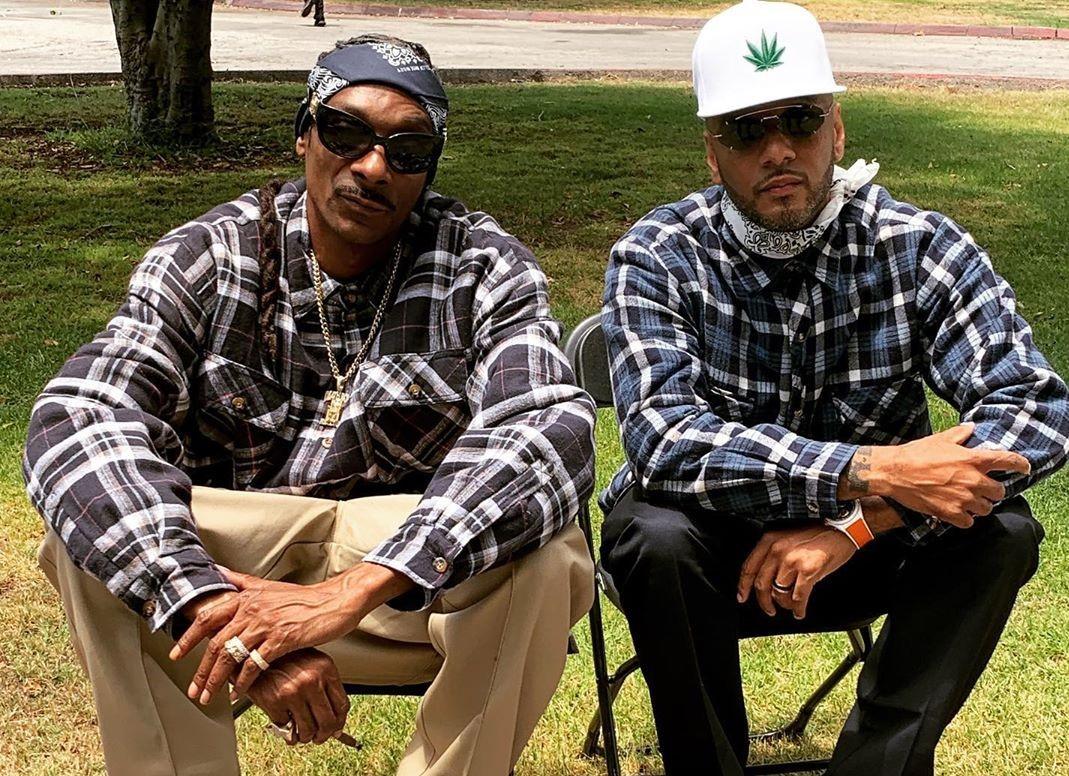 Snoop Dogg Countdown Featuring Swizz Beatz