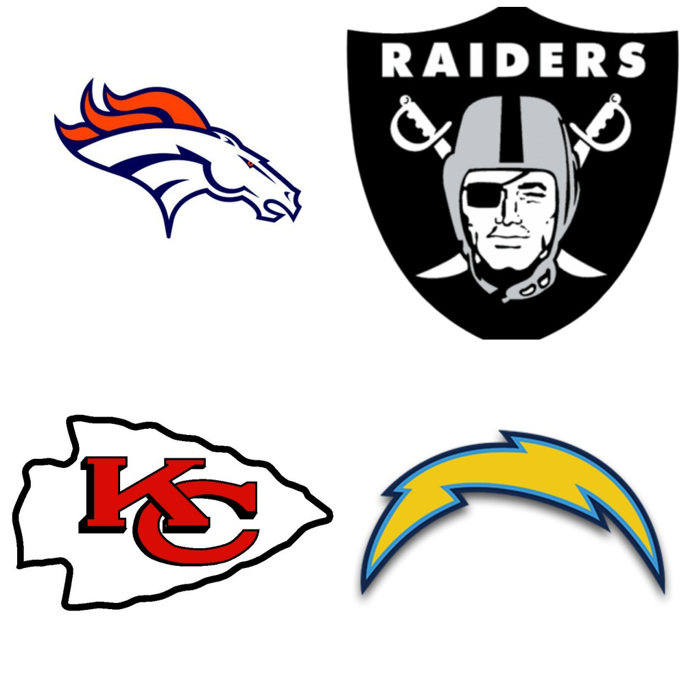 Who Walks Away with the AFC West in 2019?