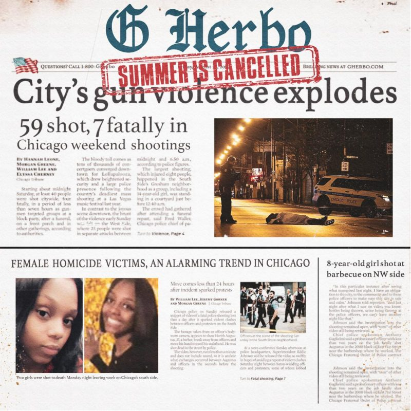 G Herbo Drops New Track Summer Is Cancelled