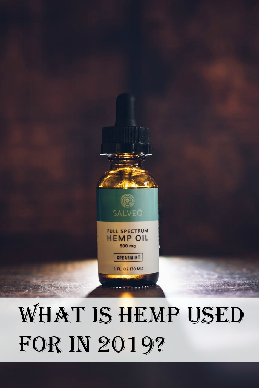 What is Hemp Used for in 2019?
