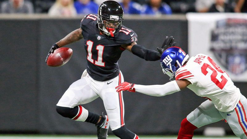 Julio Jones Signs Huge Extension with Falcons