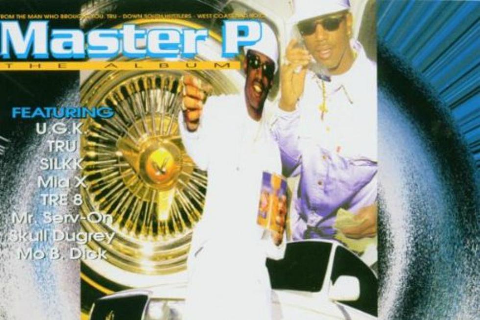 Master P Mr. Ice Cream Man for Throwback Thursday