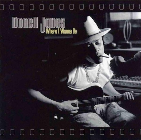 Donnell Jones Where I Wanna Be Released 20 Years Ago
