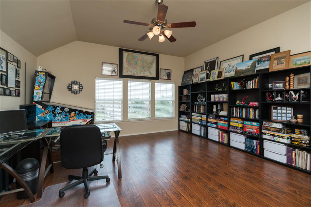 Like Father Like Son: A Game Room For Both Of You