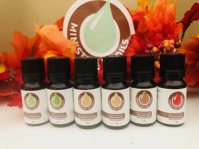 Ministry of Oils Provides Product for Your Everyday Needs
