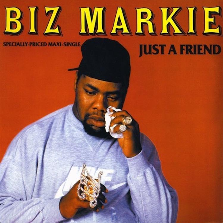 Biz Markie Just A Friend for Throwback Thursday