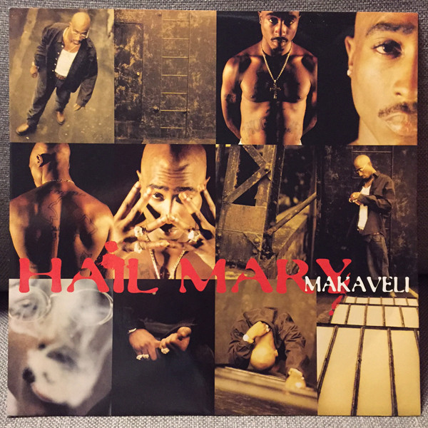 Makaveli Hail Mary for Throwback Thursday Featuring the Outlawz