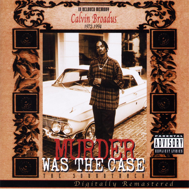 25 Years Ago Murder Was the Case Soundtrack Dropped