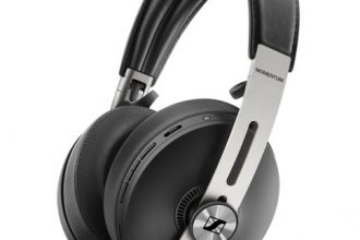 The Sennheiser NEW M3 Momentum Wireless Headphones Are Perfect for Music Lovers