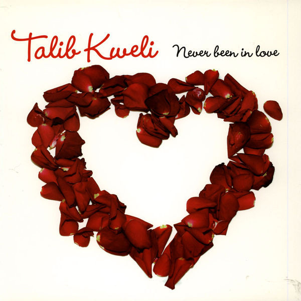 Talib Kweli Never Been in Love for Throwback Thursday