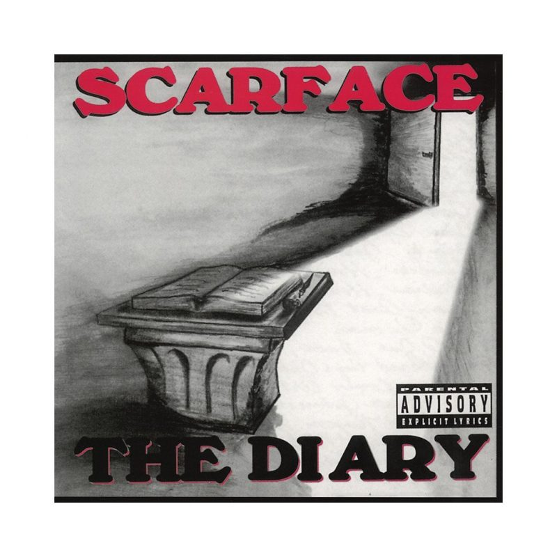 Scarface The Diary Released 25 Years Ago Today