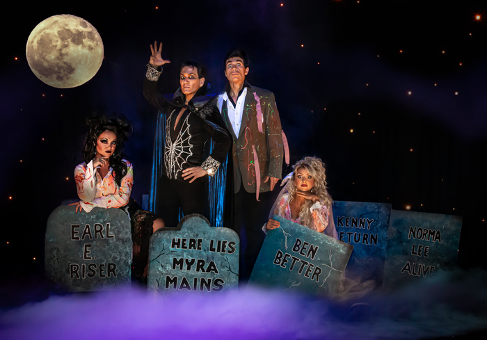 WonderWorks Debuts Wonder of Magic Halloween Spooktacular Show